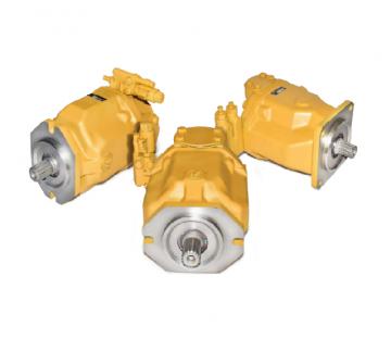 Bombas y componentes del sistema hidráulico