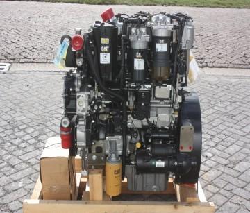 MOTOR CATERPILLAR C4.4 142 HP